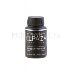 ELPAZA RUBBER TOP 30 мл