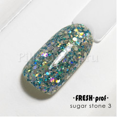 Гель Sugar stones fresh prof 5g  №03