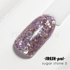 Гель Sugar stones fresh prof 5g  №05