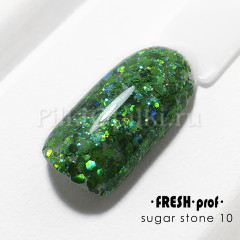 Гель Sugar stones fresh prof 5g  №10