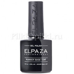 1 RUBBER BASE ELPAZA 10ml